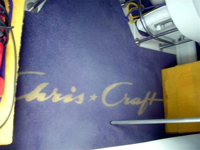Chris craft stingers iowa 312 for Iowa largest craft show