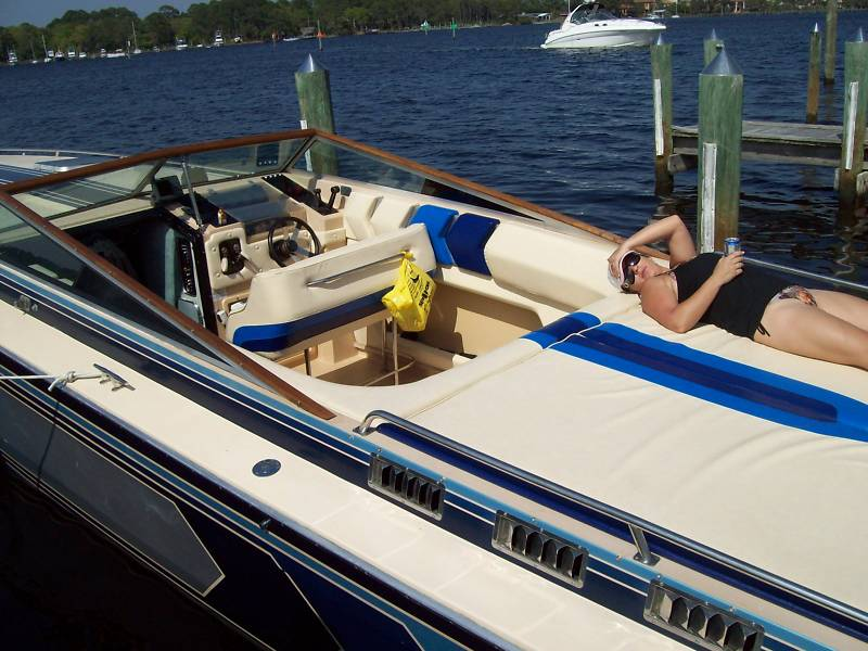 Chris Craft Used From