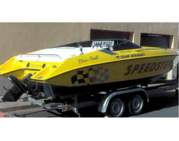 Chris-Craft Stingers - Speedster 202
