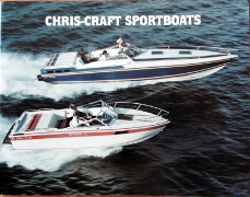 1980 sportboats brochure chris craft stingers parts 1986 Chris Craft 19 Cavalier at readyjetset.co