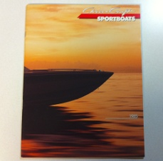 1985 sportboats brochure chris craft stingers parts 1986 Chris Craft 19 Cavalier at gsmx.co